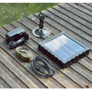 Bigfoot Solar Charger Kit with Mount