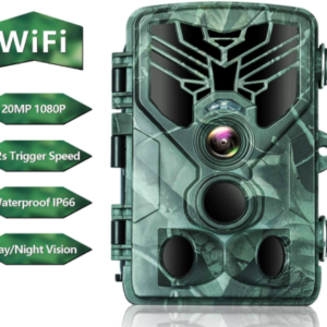RINKMO WiFi Trail Camera, 20MP 1080P HD