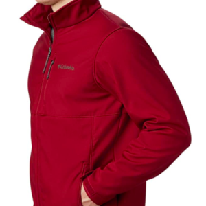 Columbia Columbia Men's Ascender Softshell Jacket, Water & Wind Resistant