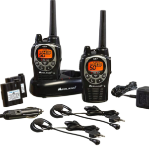 Midland – GXT1000VP4, 50 Channel GMRS Two-Way Radio