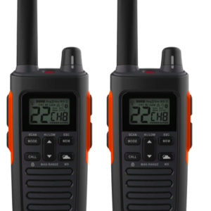 Cobra Rugged Waterproof Walkie Talkies RX680 (Pair)