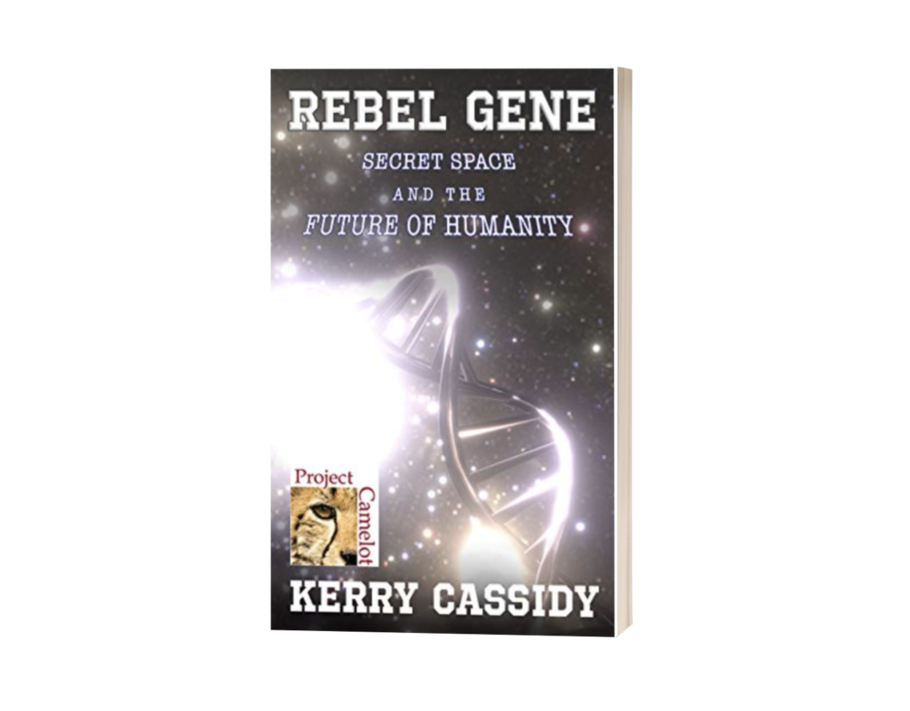 Aliens A Rebel Gene & Kerry Cassidy's Search For Truth