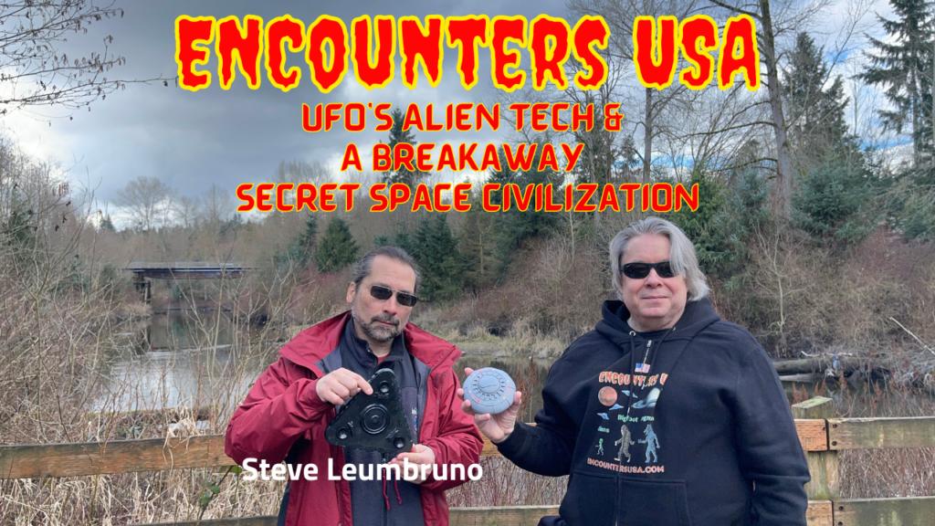 Shocking New Developments UFO Technology & Secret Breakaway Space Civilizations
