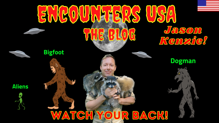 Hunting for Bigfoot? Jason Kenzie Extreme Film Maker Talks About His Latest Documentary