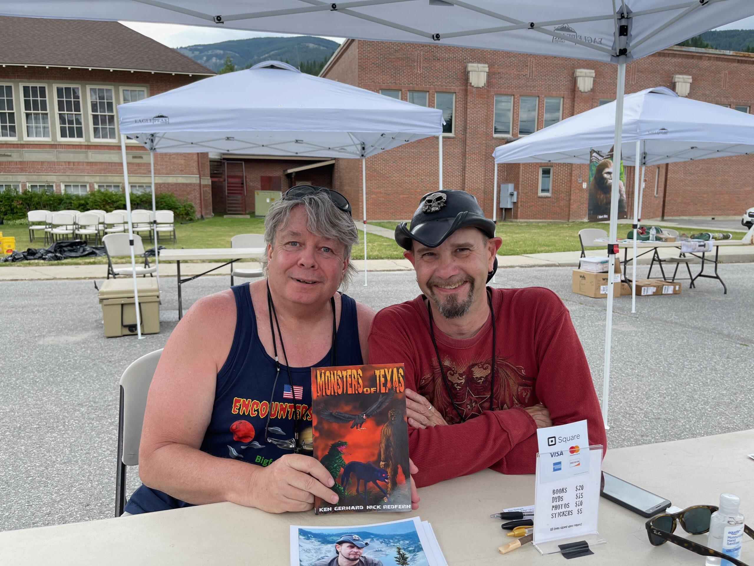 Metaline Falls Bigfoot Festival Press Pass Is Now On Vimeo!